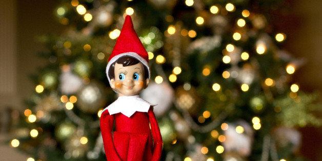 Sorry Kid Elf On The Shelf Is Not Gonna Happen
