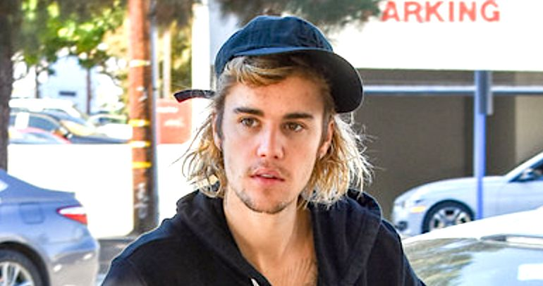 Justin Bieber Just Shaved Off All His Hair Huffpost