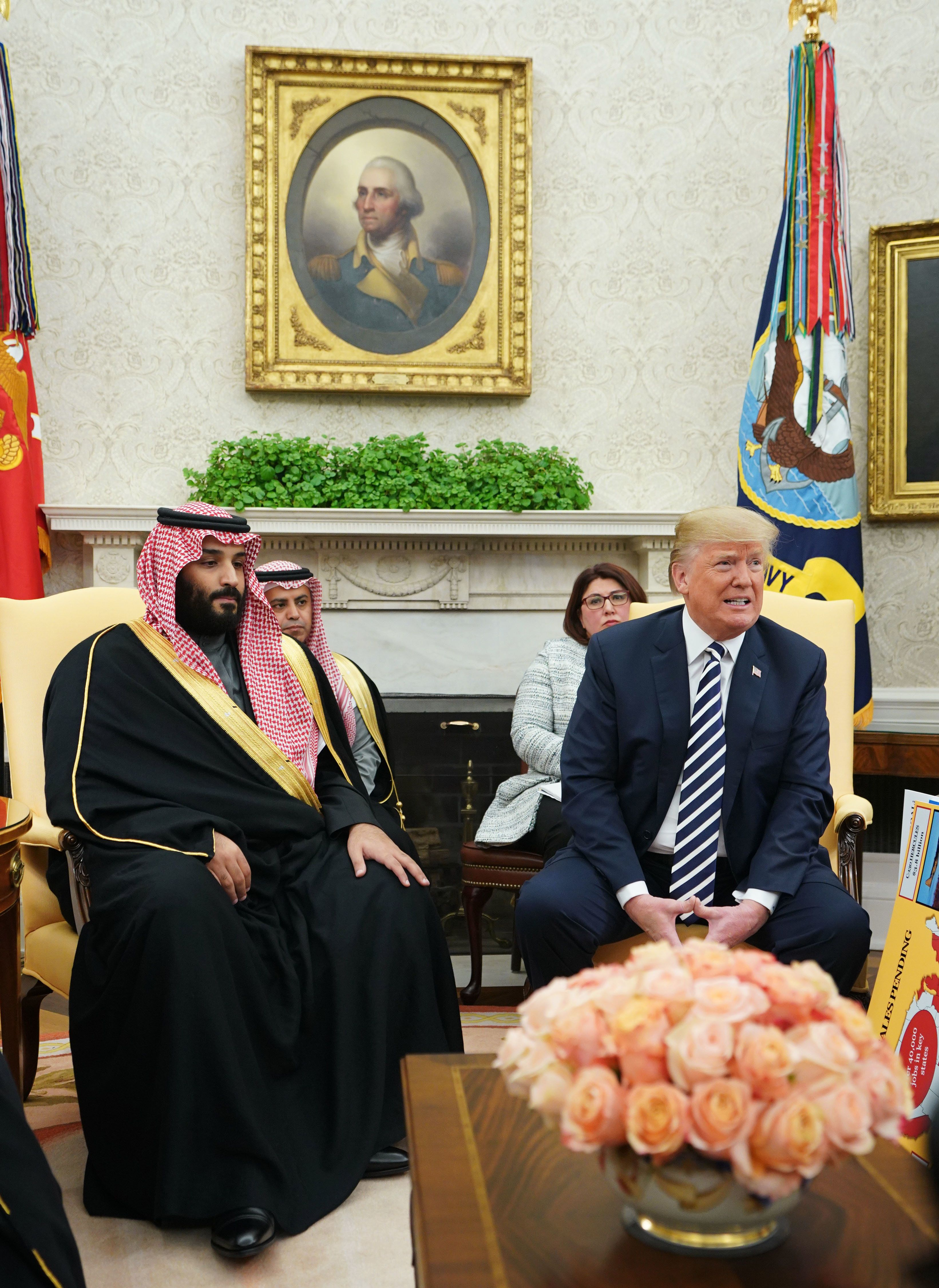 House Vote Forces Likely Trump Veto To Shield Saudi Arabia   HuffPost