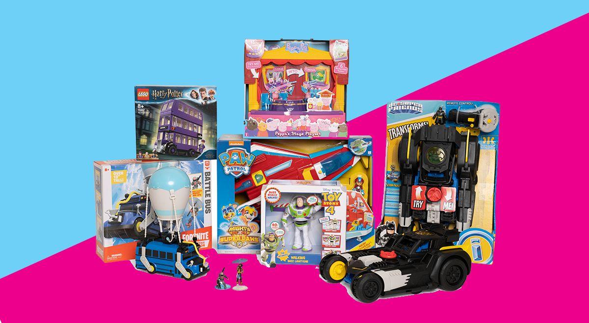 Top Toys 2019 Argos Reveals Its Predictions 200 Days