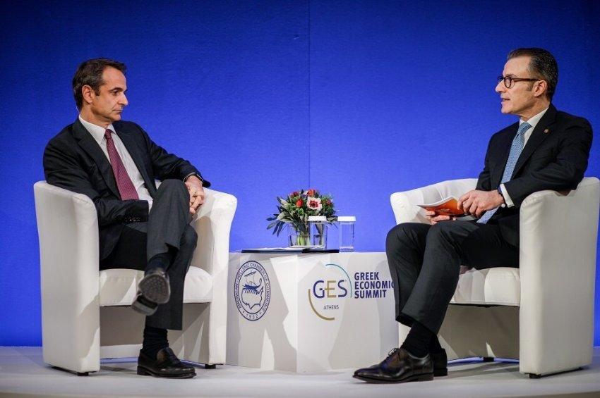 Μητσοτάκης: Η Ελλάδα θα υπερασπιστεί τα κυριαρχικά της δικαιώματα με τον πιο πρόσφορο