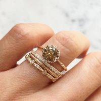 14 Stunning Stackable Ring Sets For The Modern Bride ...
