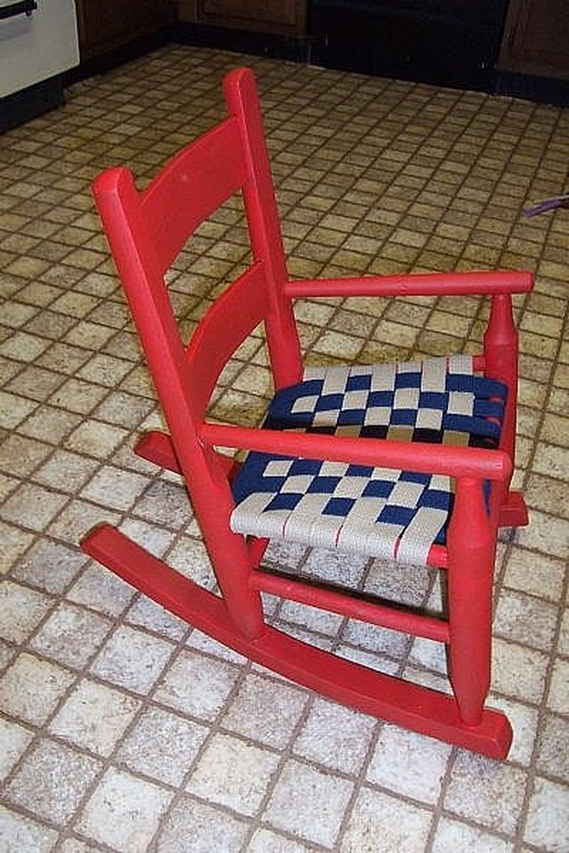 How To Weave A Chair Seat Hunker