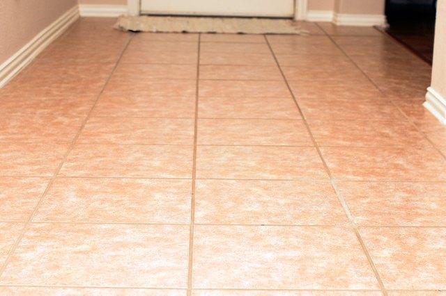 How To Clean Ceramic Tile Floors With Vinegar Hunker