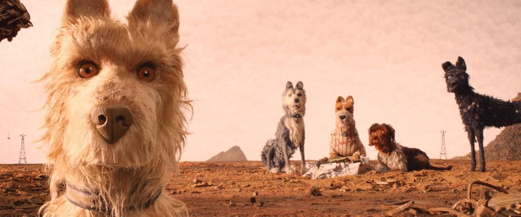 《犬之島》:狗咬狗一嘴毛
