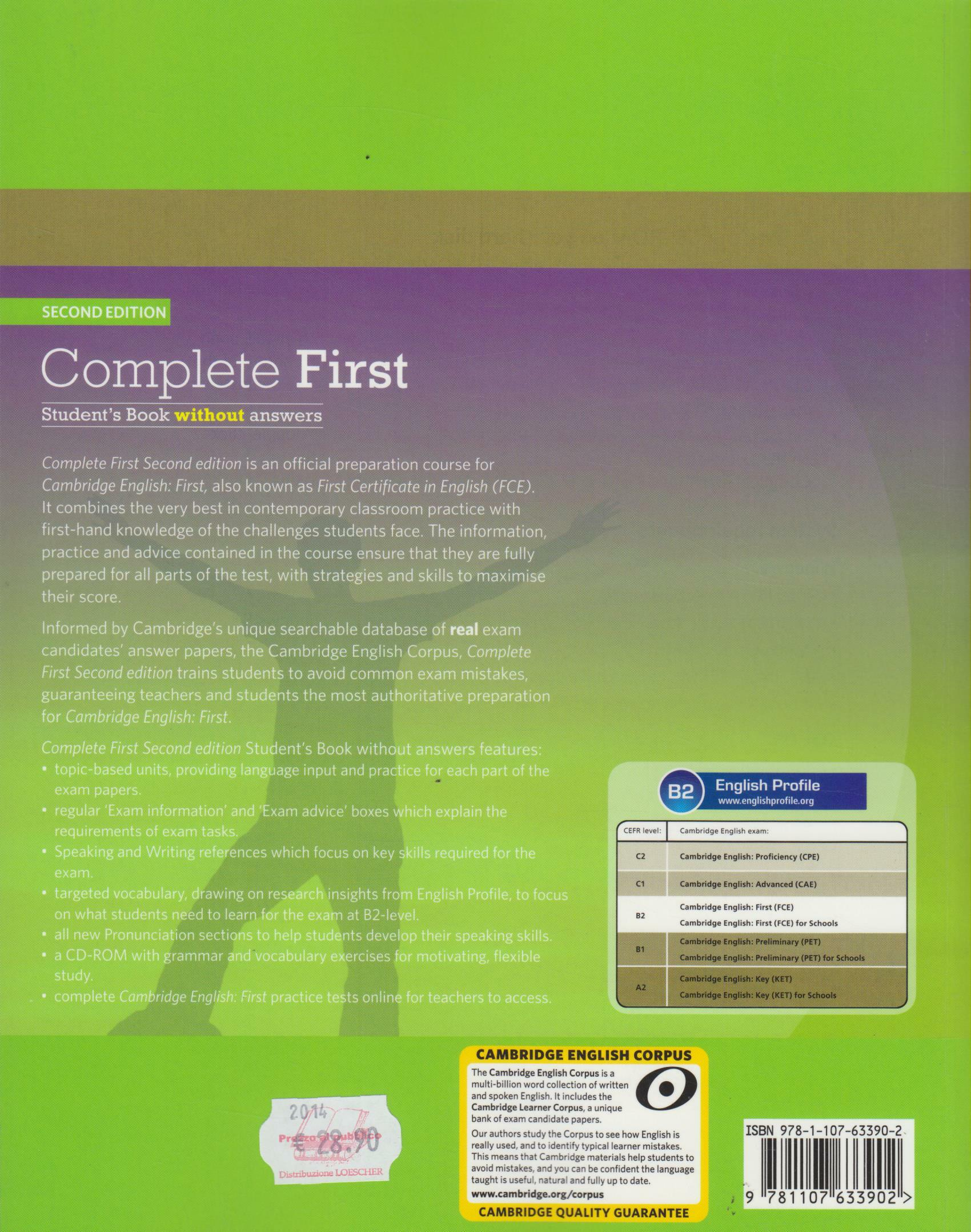 First Certificate Libros Complete Guy Brook Hart Libro In Lingua Inglese