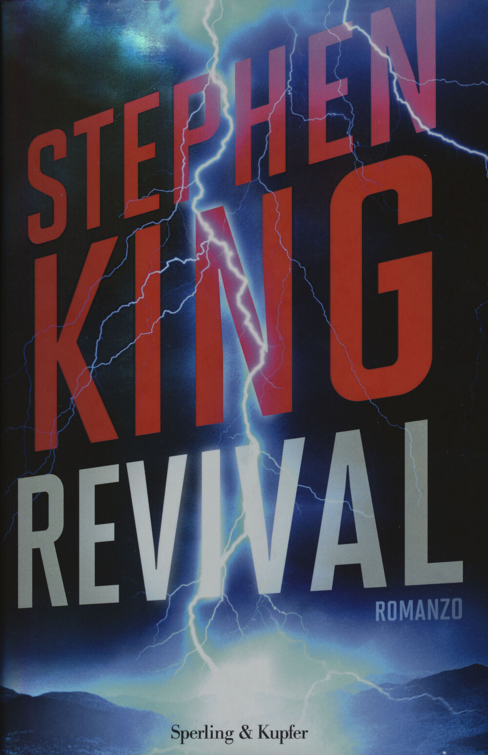 Gomorra Libro Revival - Stephen King - Libro - Sperling & Kupfer