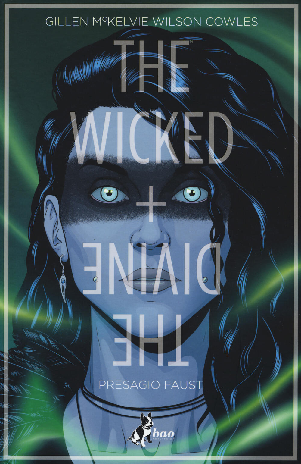 Wicked Libro The Wicked The Divine Vol 1 Presagio Faust Kieron Gillen