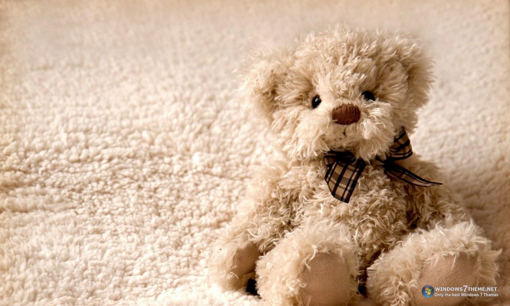 Teddy Bear Windows 7 Me
