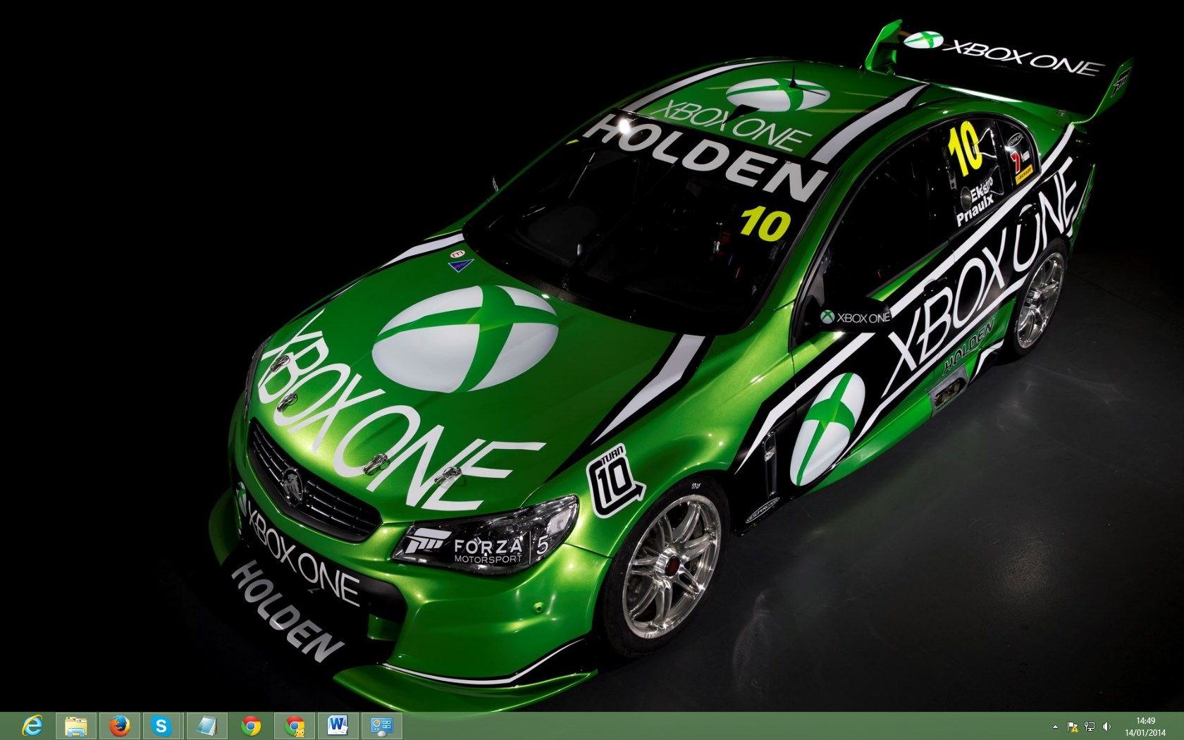 Forza 7 Car Wallpaper Tema Equipe De Corrida Do Xbox One Download
