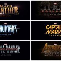 Marvel revela datas de filmes: Vingadores 3 e 4, Inumanos, Pantera Negra!