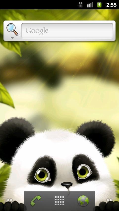 Nova Launcher 3d Wallpaper Panda Chub Live Wallpaper Free Download