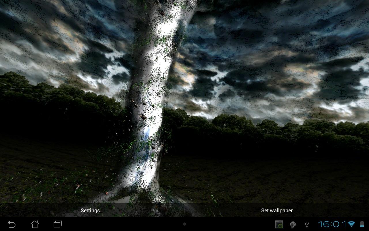 Nova Launcher 3d Wallpaper Tornado 3d By Maxelus Net Download