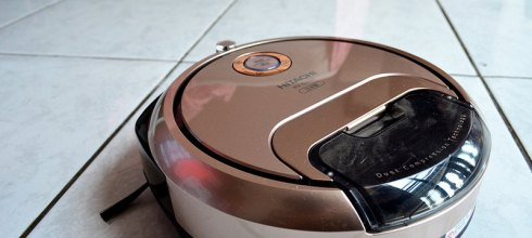 掃地機器人推薦_日立-吸塵機器人minimaru日本製RV-DX1TN│母親節送禮好選擇!媽媽最開心!