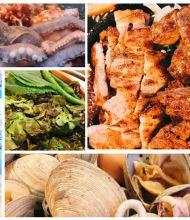 『韓國美食必吃』東大門私房美食推薦 烤豬五花肉&燒烤海鮮大美味
