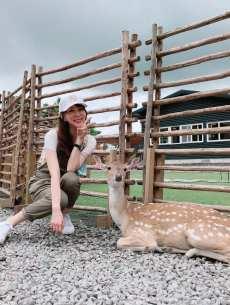 愛愛LOVE/親子景點推薦❤️ 宜蘭 斑比山丘 Bambi Land 超萌小鹿好好拍 (≧∇≦)/