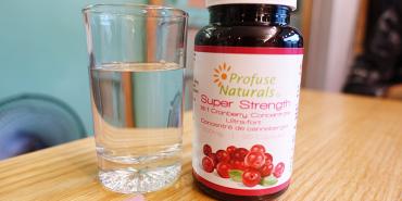 保養|提供私密處最好的呵護保養,加拿大優沛康36倍蔓越莓500mg濃縮膠囊