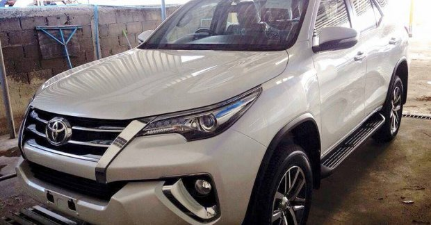 5 things we know about the 2016 toyota fortuner