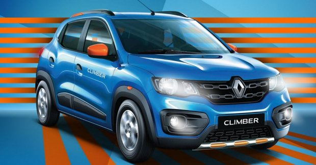 Auto Kia Renault Kwid Climber Launched In South Africa; Limited To