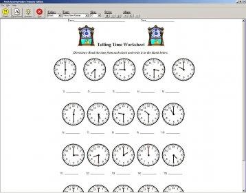 Math Activitymaker Primary Download Comprehensive Set Of