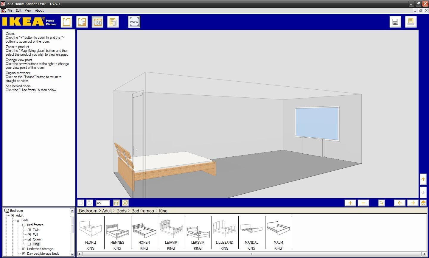 Home Planner For Ikea Full Version Ikea Home Planner Software Informer Screenshots