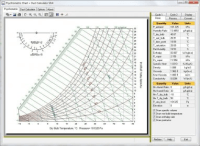 Psychrometric Chart Duct Calculator