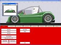 Sports Car Designer Software Informer: Screenshots