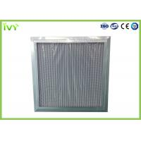 H11 H12 H13 Deep Pleated Hepa Filter , Hepa Furnace Filter ...