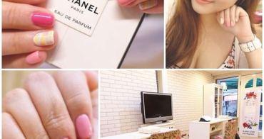 【美甲】Maggie Nails信義區市政府凝膠美甲~春夏甜美正夯手繪凝膠指甲