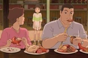 【轉載】千尋為何能從豬群認出父母?宮崎駿給解答啦!