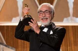 【轉載】皮克斯名導頒給宮崎駿奧斯卡終身成就獎時的演講致詞全文