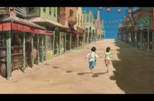 「用白龍的視角看《神隱少女》是什麼模樣?」看完這 7 張圖 你會有另一種感動 – 宮崎駿的夢想之城