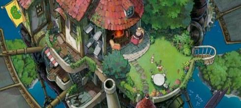 忘不掉的是回憶,繼續的是生活,錯過的就當成只是路過吧- 宮崎駿的夢想之城