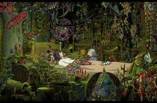 你值得睡上一個好覺,不要再為了那個睡得很香甜的人而失眠- 宮崎駿的夢想之城