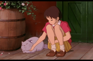 放棄與放手的區別:放棄是犧牲本來屬於你的,放手是放下那些從來就不是你的- 宮崎駿的夢想之城