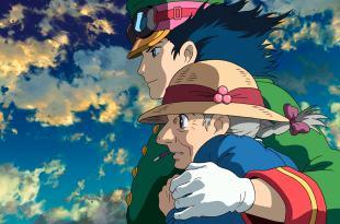 【分享】截然不同的兩個人可以相愛嗎?宮崎駿用《霍爾的移動城堡》給出最完美的答案-動漫的故事
