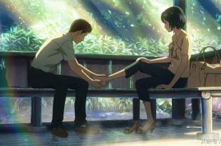 《言葉之庭》裡的「禁忌愛戀」就像美麗的雨季一樣,迷人又令人容易傷感-動漫的故事