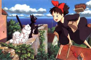 有時候,你不得不微笑著掩飾害怕,開心著隱藏淚水- 宮崎駿的夢想之城