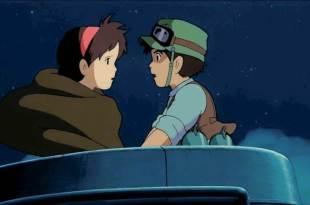 人越長大就越能明白,愛不愛是其次,相處不累才最重要- 宮崎駿的夢想之城