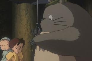 《龍貓》只出現4次,為什麼卻是宮崎駿作品裡最深入人心的角色?或許懂了這個答案就代表你長大了-動漫的故事