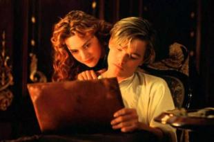 你不會知道下一手牌會是什麼,要學會接受生活。—《鐵達尼號》—我們用電影寫日記