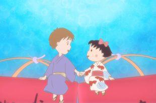 心滿意足享受每一點快樂,是走向幸福的唯一途徑。—《櫻桃小丸子:來自義大利的少年 》—我們用電影寫日記