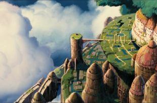 如果你們的未來有彼此,那麼這才是值得走下去的- 宮崎駿的夢想之城