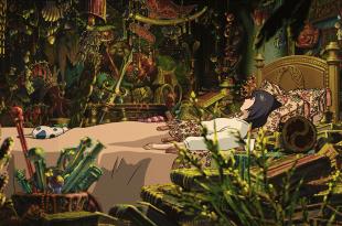 有一些人生事故是沒辦法教的,唯有自己經歷過才會懂的- 宮崎駿的夢想之城
