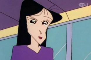 松阪老師為何沒有男友?其實她的背後藏著一個讓人淚崩的愛情故事! – 《蠟筆小新》-動漫的故事