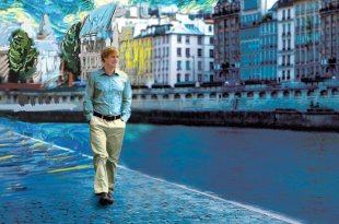 所有的懦弱都出自於沒有愛,或愛得不徹底。——《午夜巴黎》——我們用電影寫日記