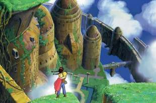 成長過程可能奮不顧身、遍體鱗傷,還要面對許多分岔路,那些過去的單純美好也只能用來懷念- 宮崎駿的夢想之城