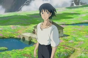 因為在乎你,只要你一個肯定,就能給我無比的勇氣。 – 宮崎駿的夢想之城