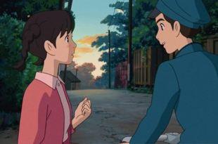 青春就是讓你張揚地笑,也給你莫名的痛。——《來自紅花坂》——動漫的故事