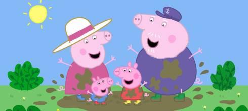 「看似可愛的佩佩豬,其實是個隱形富豪!」看完這 9 張圖你會嚇到這家人不簡單! -《粉紅豬小妹》-動漫的故事